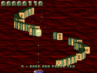 Arcade Mah Jongg Screen shot